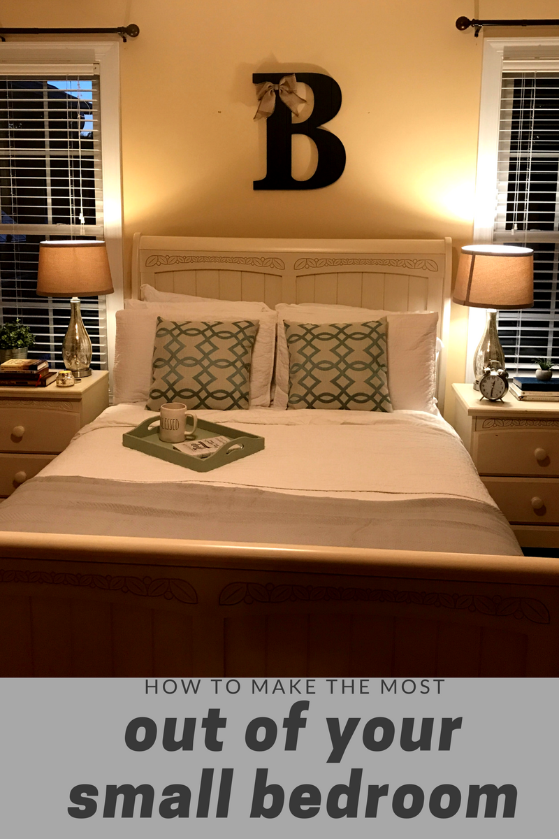How To Make The Most Out Of Your Small Bedroom U2013 Organized And Simplified