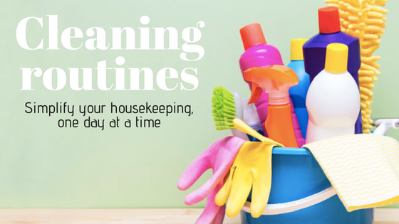 How to have a cleaner house
