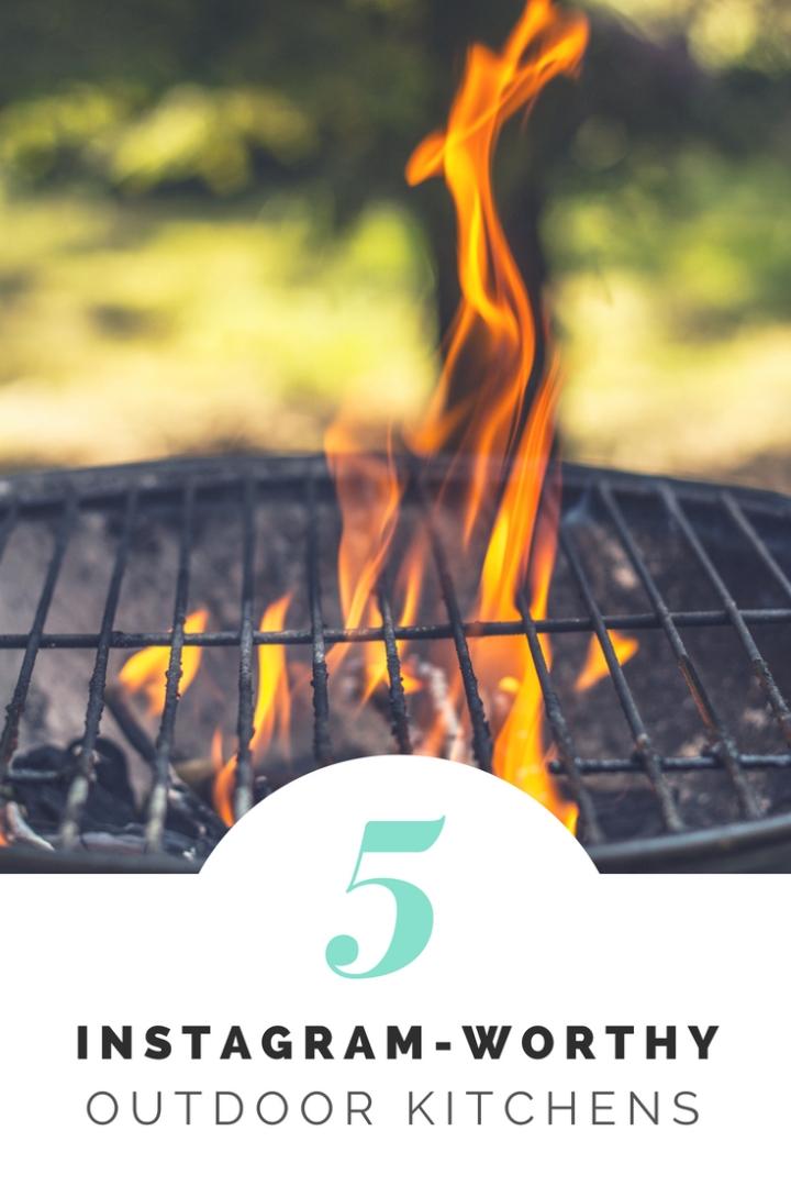5 Instagram-worthy Outdoor Kitchens: a Pinterestround-up