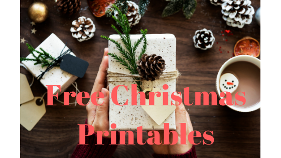 5 Free ChristmasPrintables